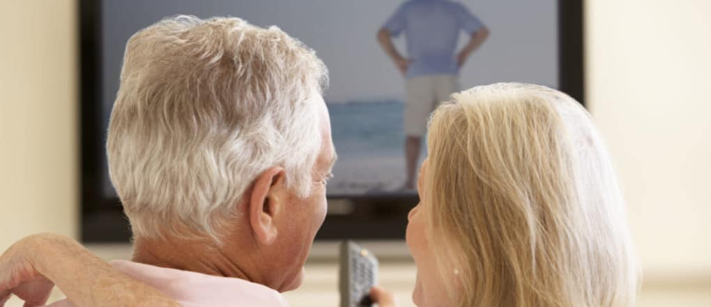 Free TV license row highlights the cost of an ageing population
