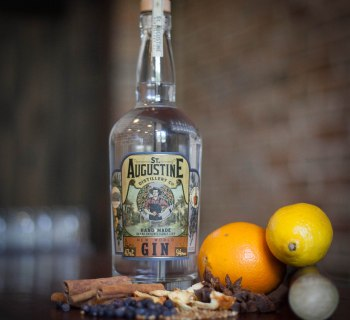 St. Augustine Distillery's New World Gin by Kevin McDonald