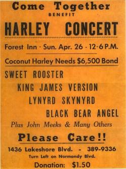 HarleyConcert -1970