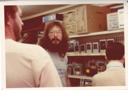Jim Markham, Dave Natale-Tokyo 1984
