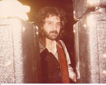 38 - Carlisi Between Amps 1981