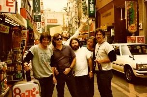 Larry,Jay FUF, Matt Helm Japan 1986