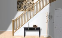 Contemporary Stair Parts | Jackson Woodturners