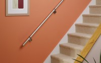 Wall Mounted Metal Handrail | Jackson Woodturners