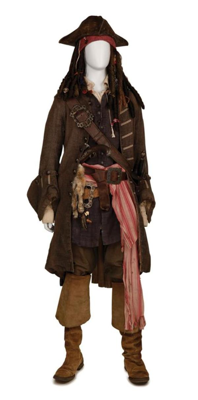 Jack Sparrow Costuming - Pirate' Compendium