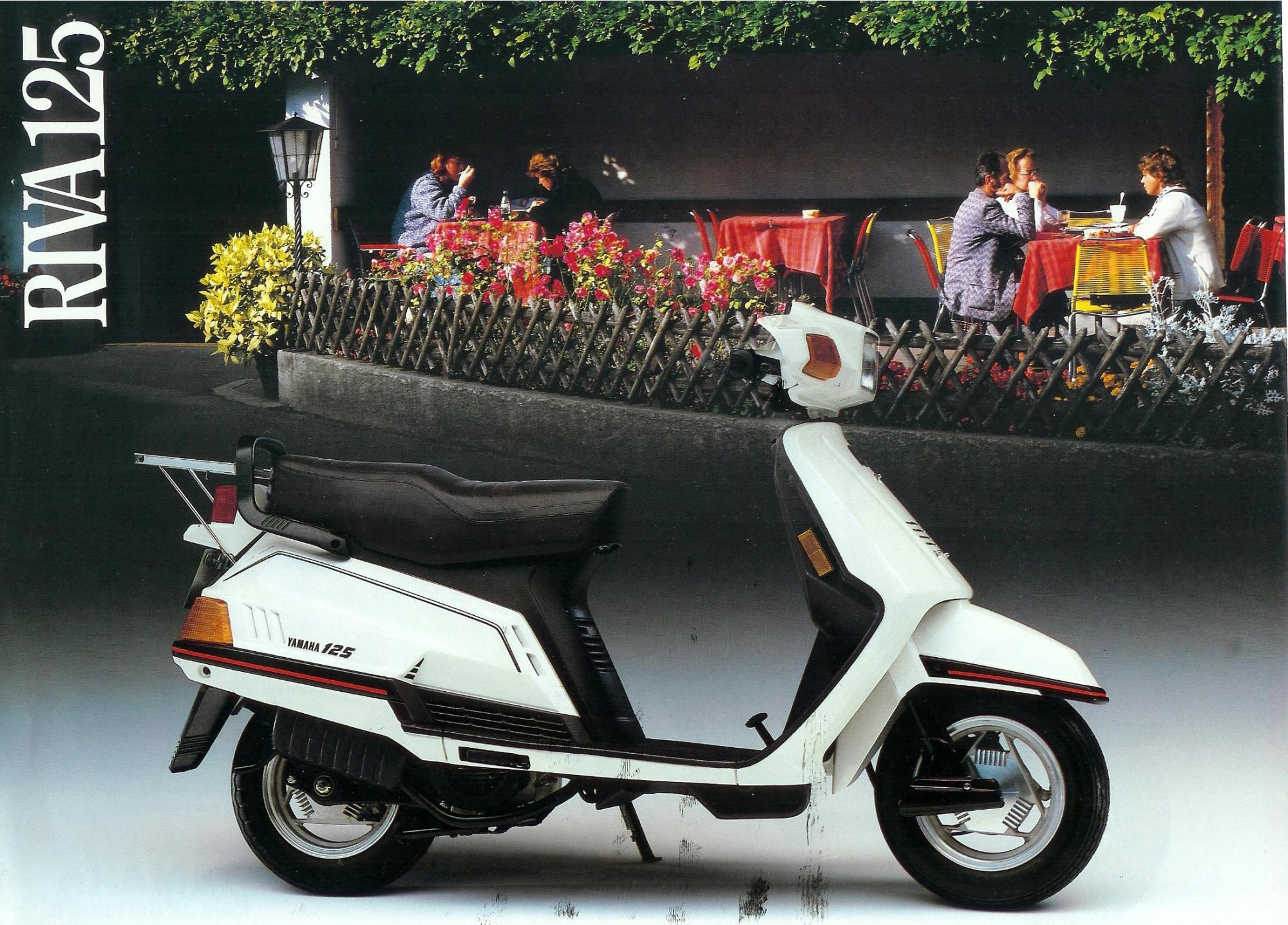 hight resolution of riva 125 front full size