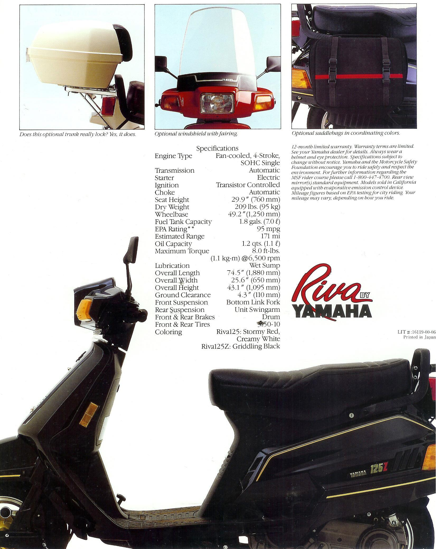 hight resolution of  riva 125 125z page 4 full size