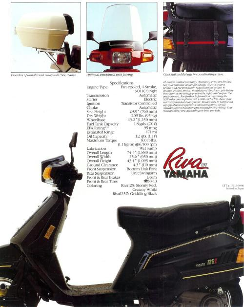 small resolution of  riva 125 125z page 4 full size