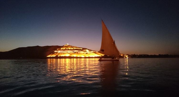 Felucca in Aswan