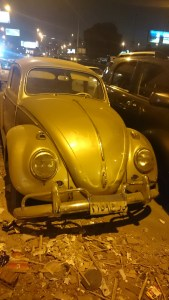 An Old Car in Cairo