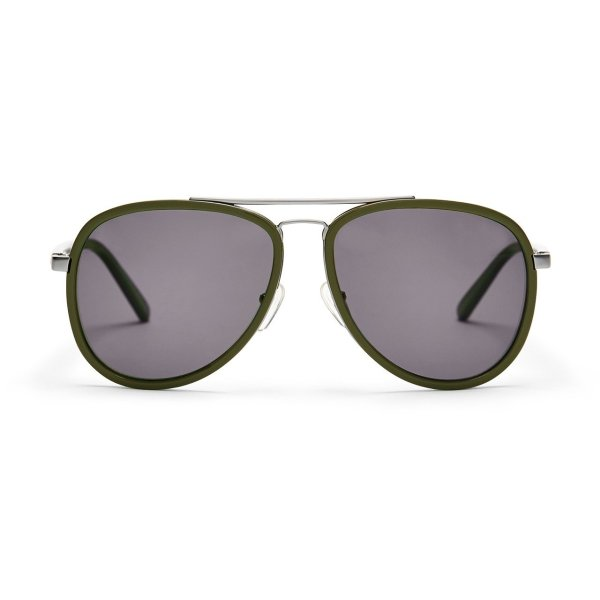 Military Green Sunglasses