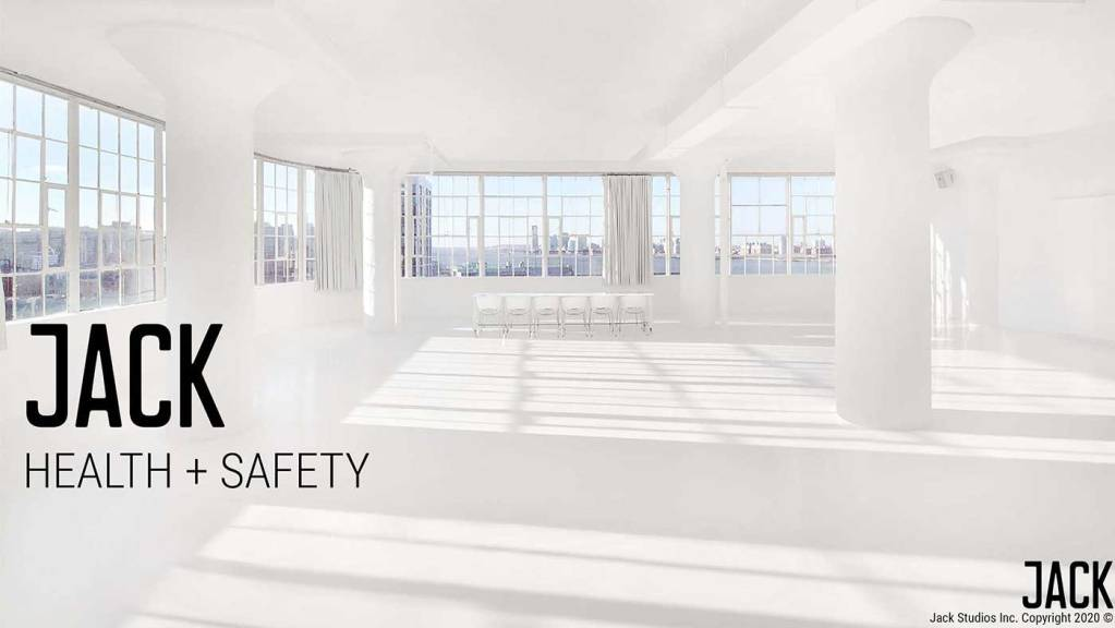 Jack Studio - Healthy+ Safety