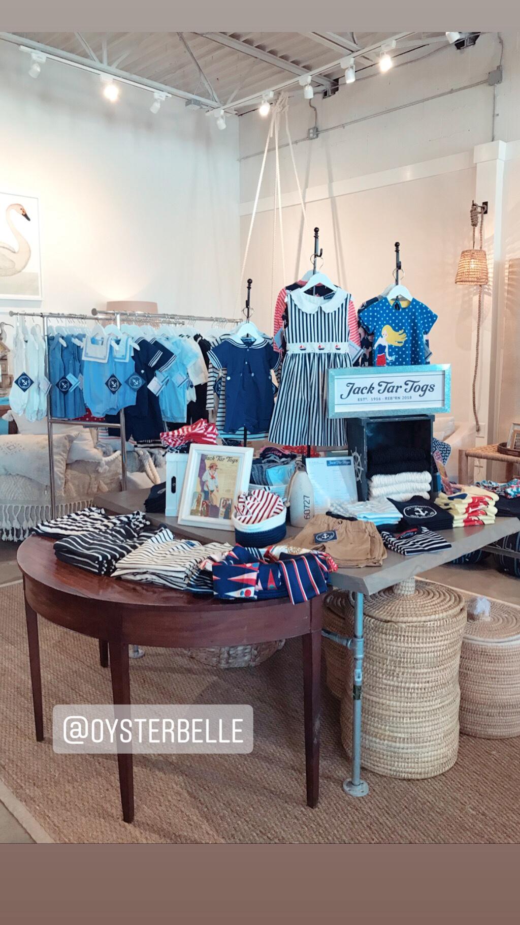 Florida Event Vendor Jack Tar Togs