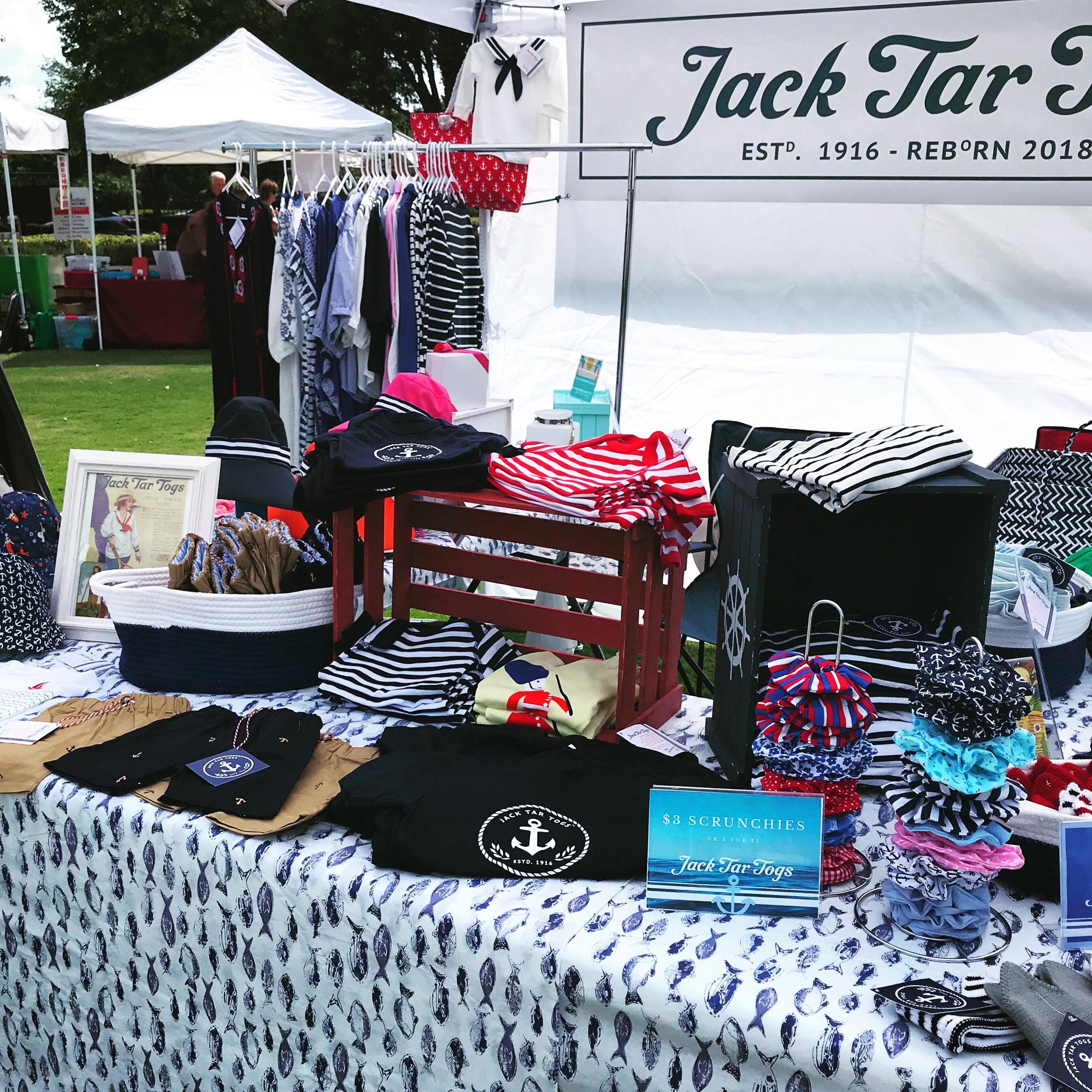 Jack Tar Togs Market