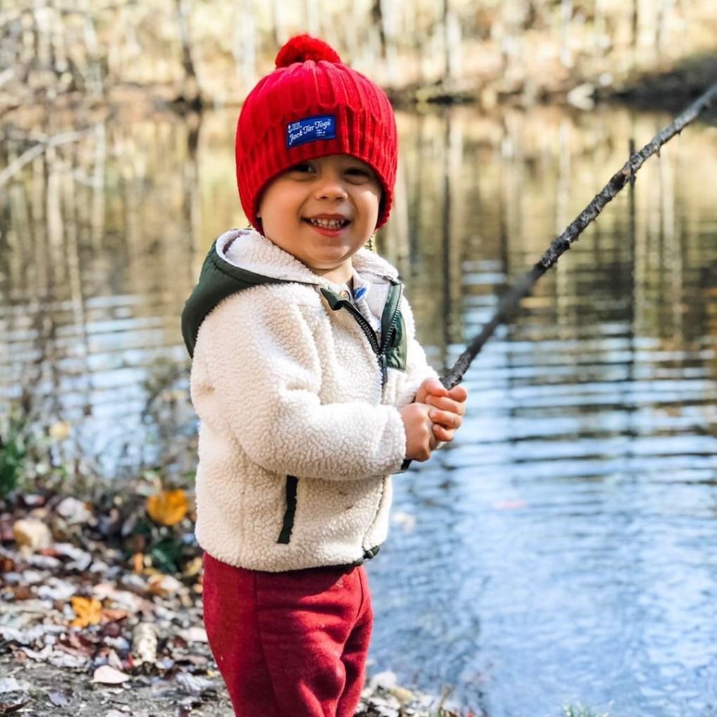 Boys Ski Hat
