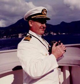 Commodore Leroy John Alexanderson