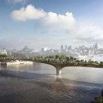 A reason why the London Garden Bridge might be a good thing