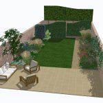 Current project: garden redesign in Clapham, London
