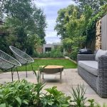 Garden design in Clapham, London