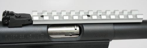 Ruger 22 45 Scope Mount Mki Mkii Mkiii Mkiv Weaver Weig A
