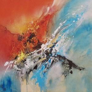 Eruption sentimentale - 80x80