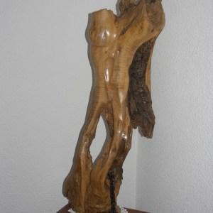La Fille des Marécages - 150cm - Olivier