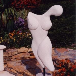 Muse - Pierre -  80 cm
