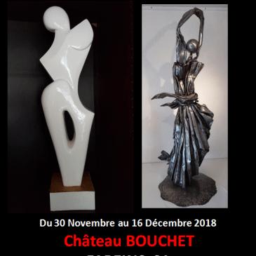 Exposition Peintures Sculptures