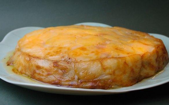 Les pommes de terre Anna, un  régal! (photo mariatotal)
