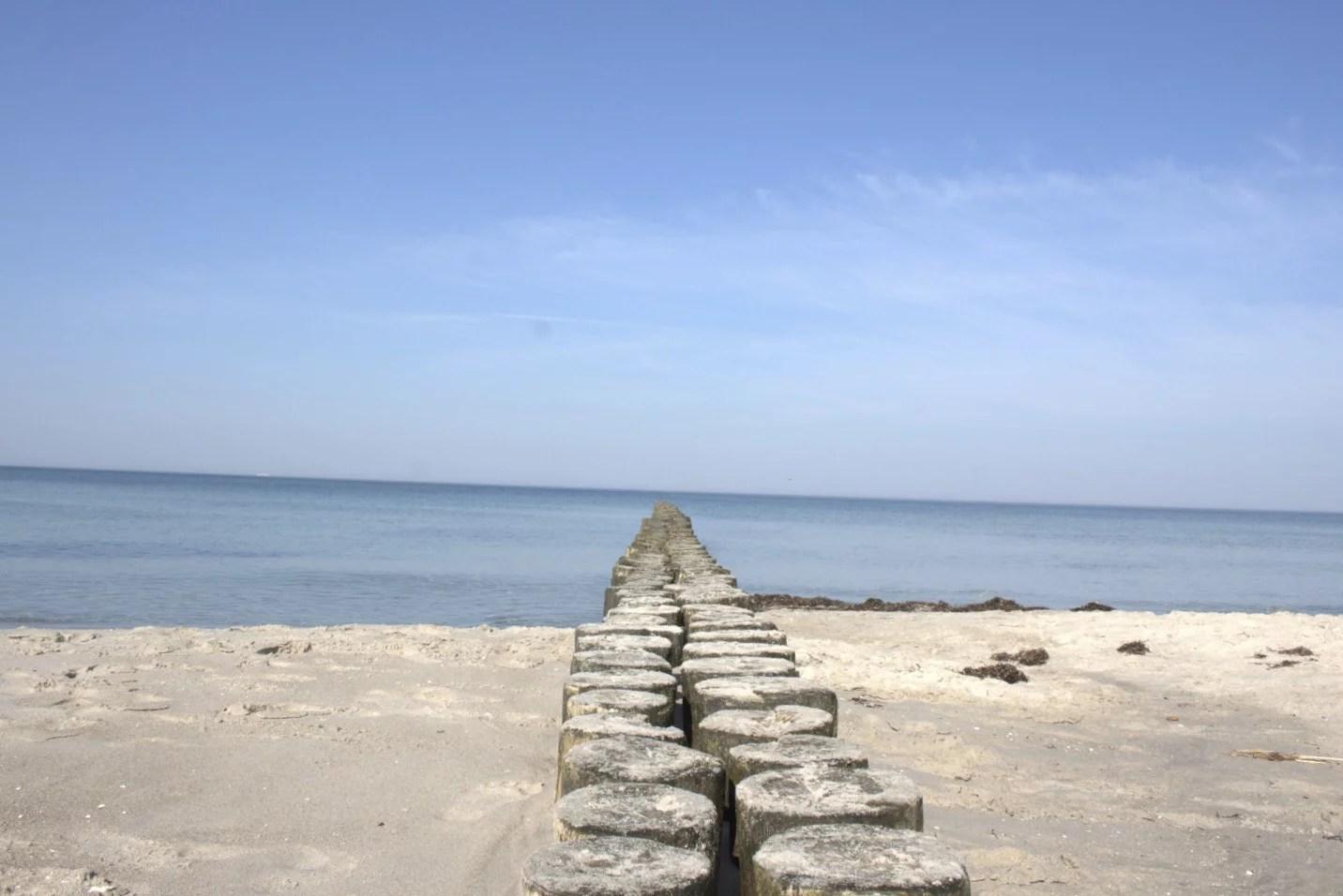 3 erholsame Tage an der Ostsee mit Hund