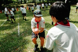 Cub Scout Field Day / Singapore
