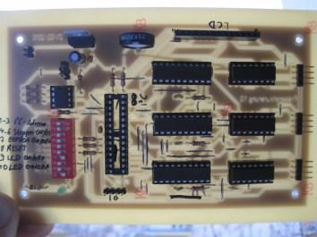 control v1 board