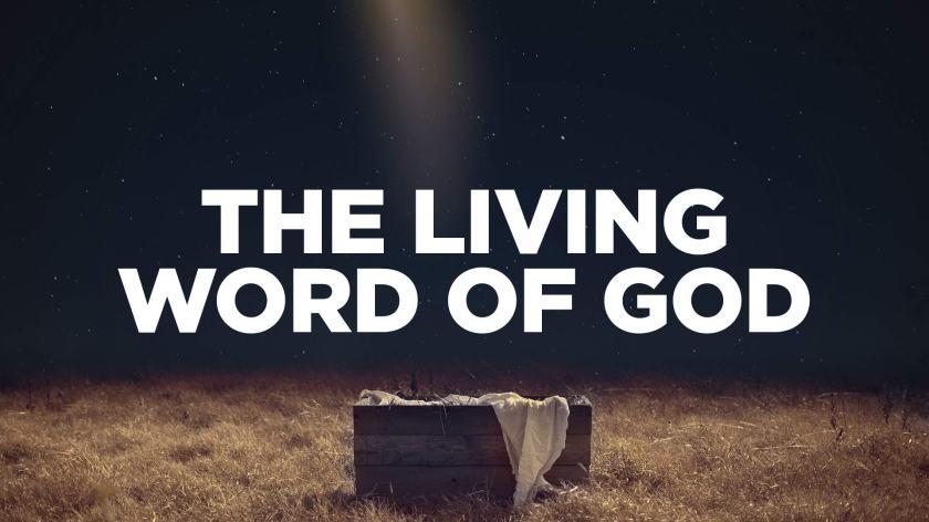Image result for living word of god