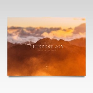chiefest-joy-poster