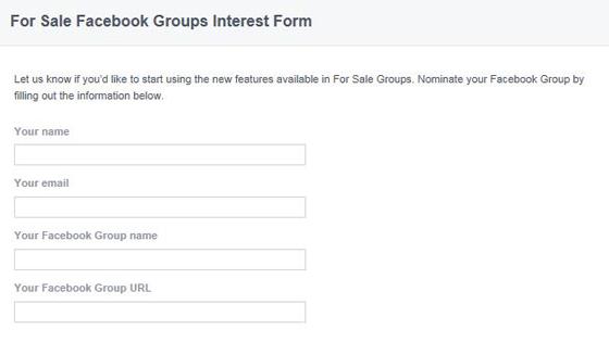 For-sale-facebook-groups-interest-form