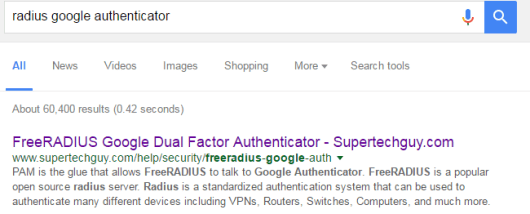 googleradiusauth