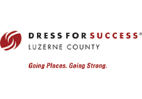 Dress For Success logo - Community Giving