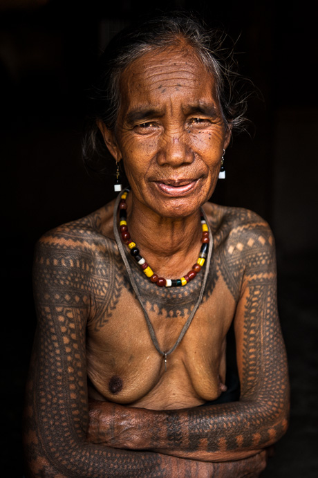 Filipino Warrior Tattoos