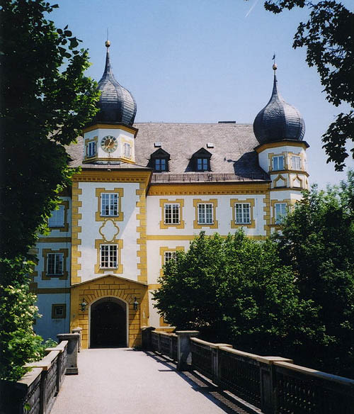 A Jacobite Gazetteer  Bavaria  Wildenwart  Schloss