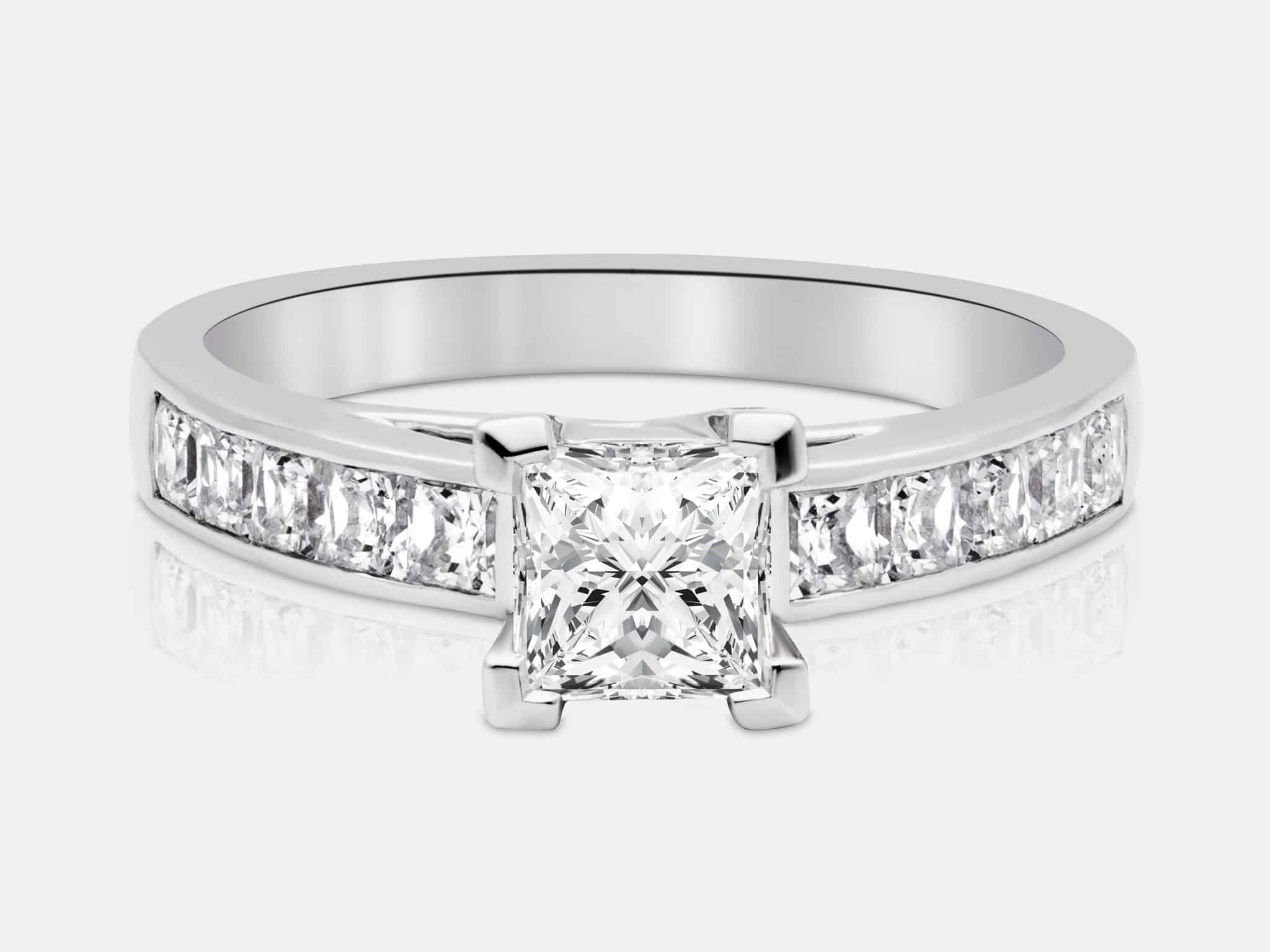 multi ringspotters pi page ring round diamond bands engagement brilliant