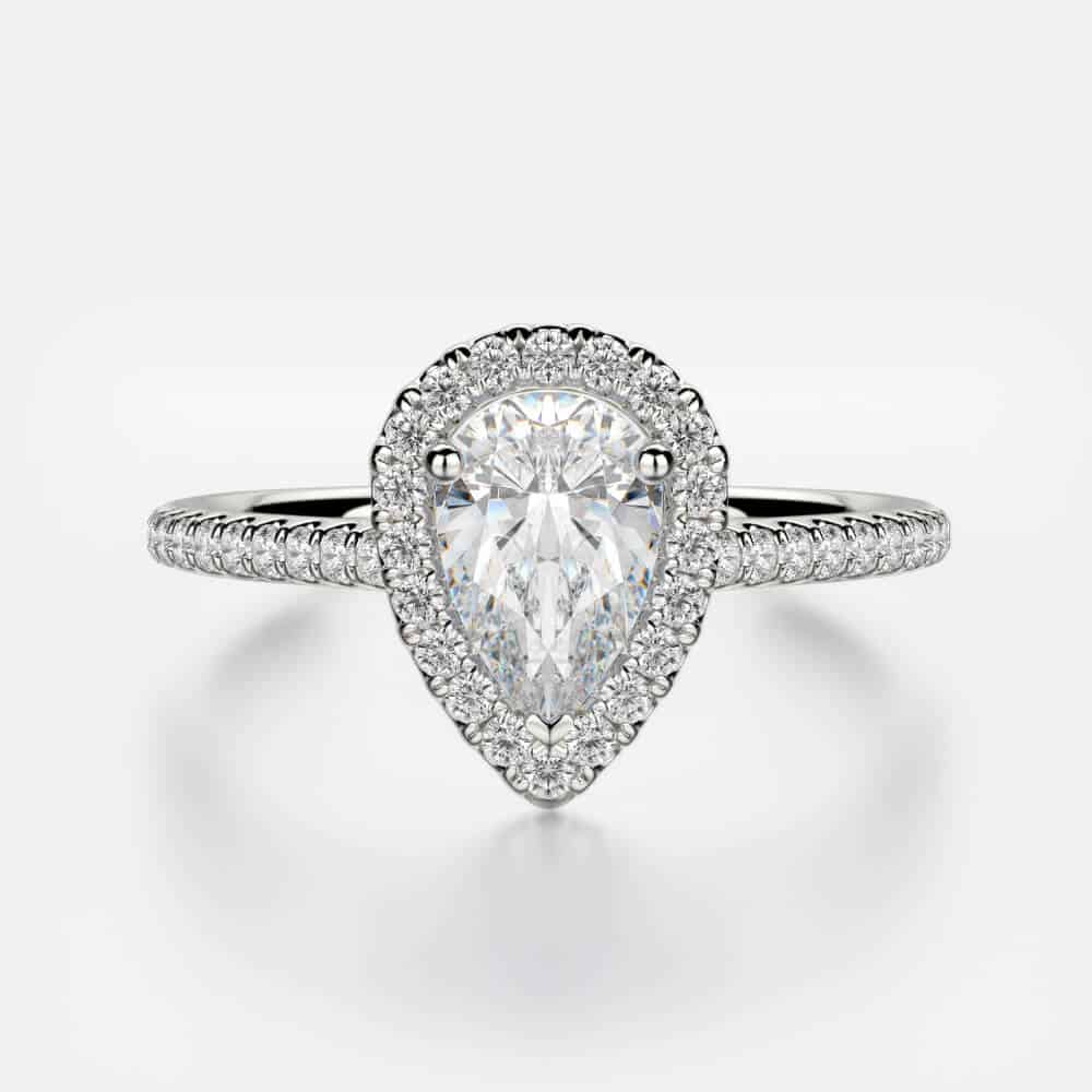 page coloured rings engagement mond collections diamond