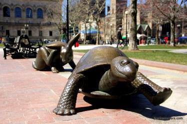 Nancy Schon Statues (4)