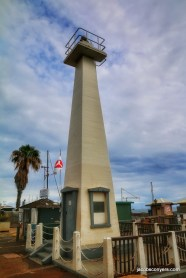 The oldest light signal in the Pacific