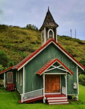 Kahakuloa church
