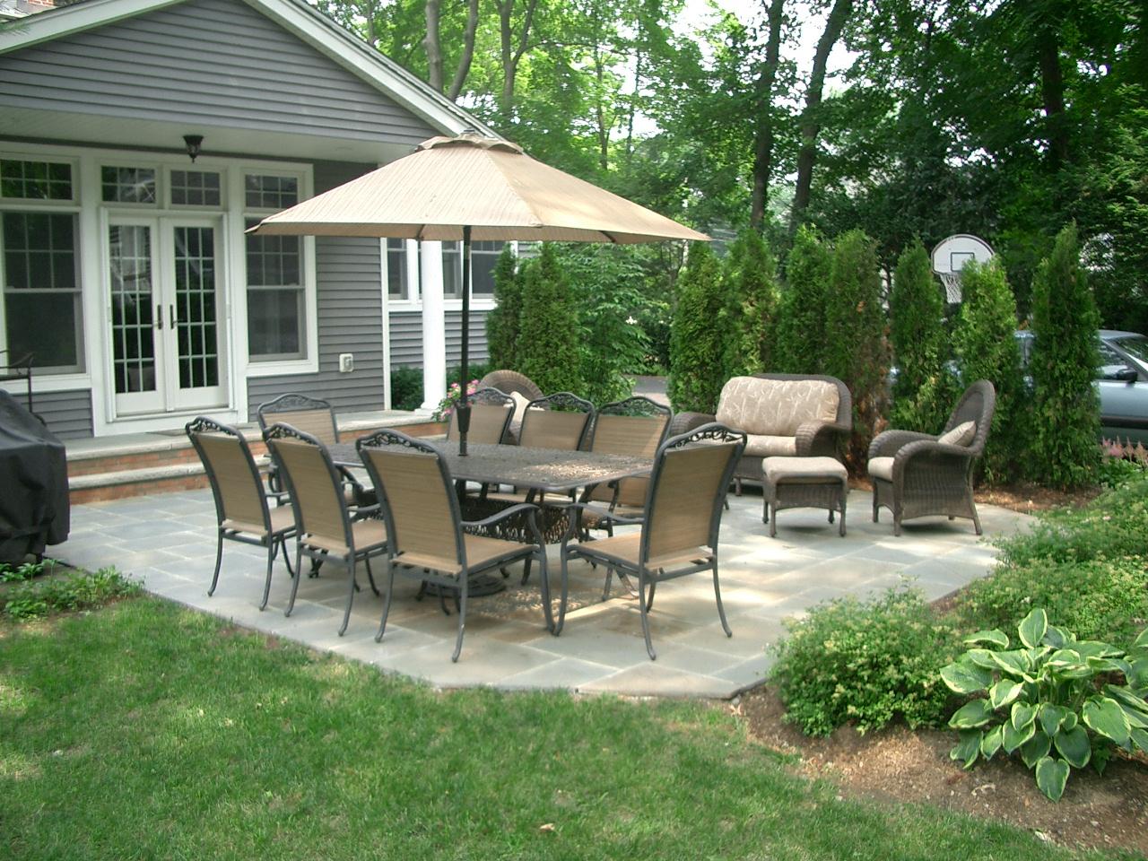 Patio Designs  Bergen County NJ