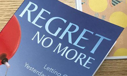 Regret No More Book Review