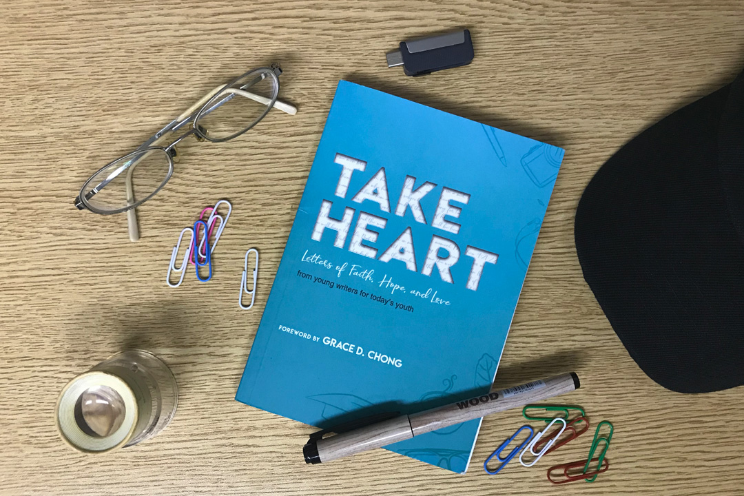 Take Heart Book Review