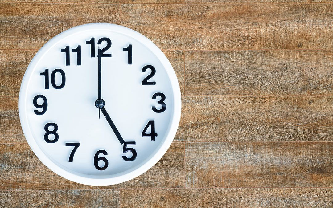 Commit to Five Minutes a Day with God
