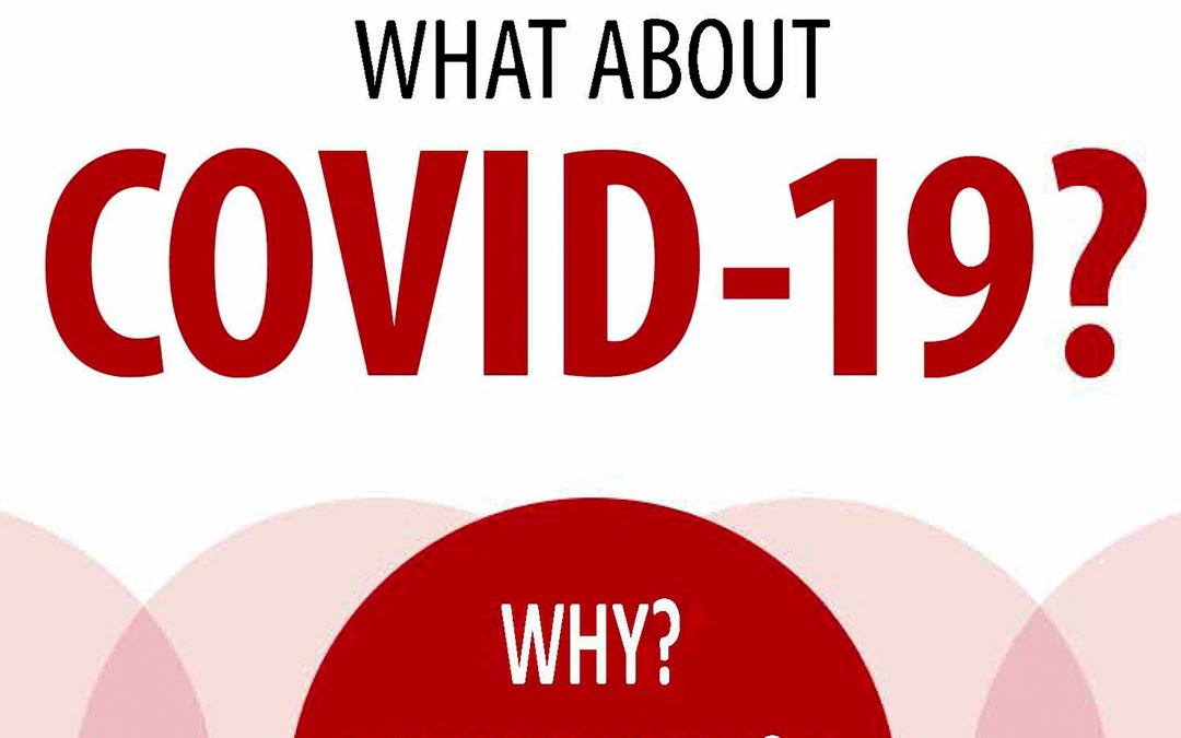 BOOK REVIEW: What About COVID-19 EBook