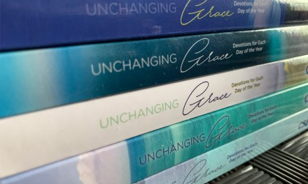BOOK REVIEW: Unchanging Grace Devotions for Each Day of the Year
